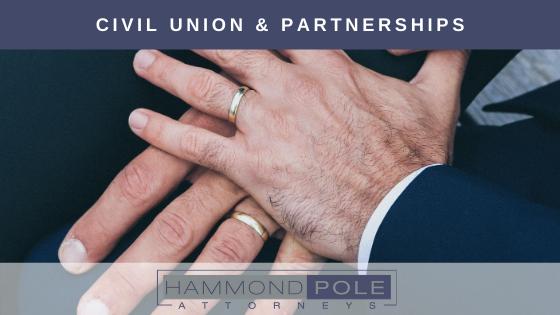 Civil Union & Partnership