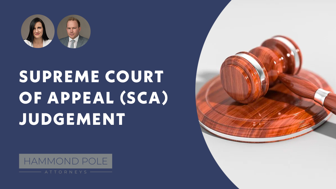 supreme court of appeal